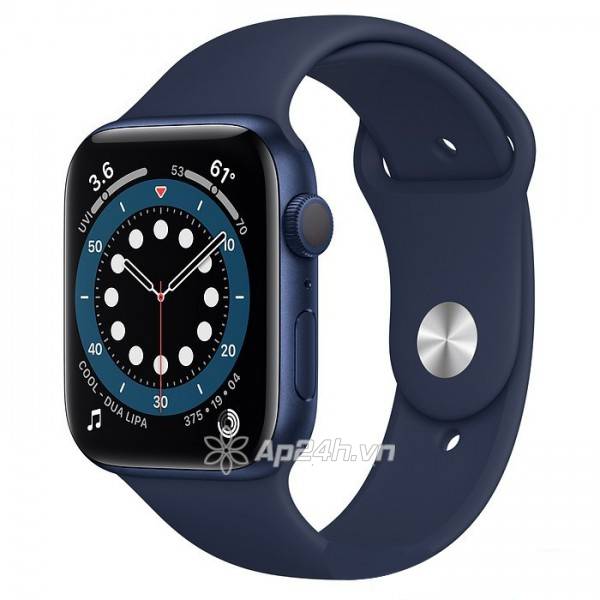 Apple Watch Series 6 40mm (GPS) Viền Nhôm - Dây Cao Su