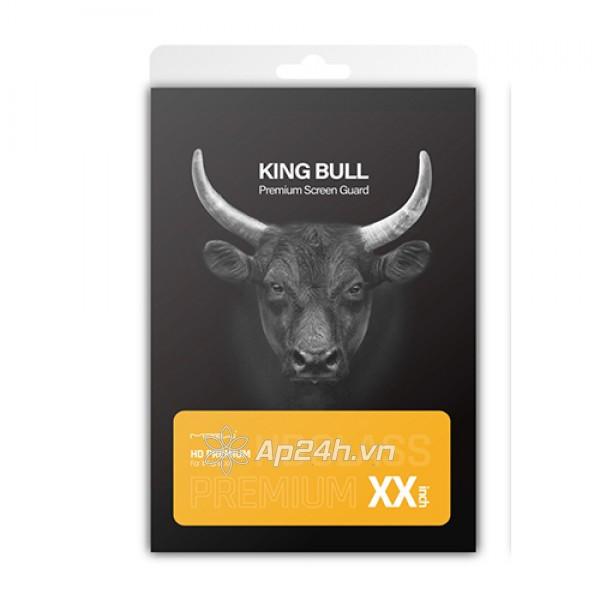 MIẾNG DÁN CƯỜNG LỰC MIPOW KINGBULL PREMIUM HD (2.7D) IPHONE 12 MINI I IPHONE 12 I 12PRO I 12PROMAX (FULL VIỀN ĐEN)
