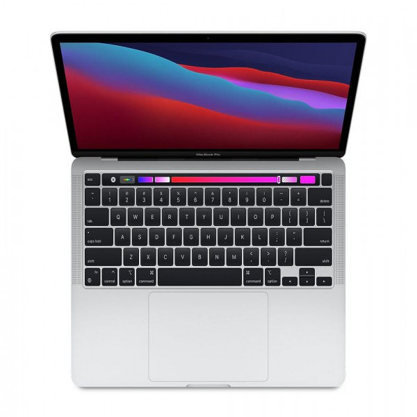 MacBook Pro M1 MYDA2SA/A 13in Touch Bar 256GB Silver- 2020 (Apple VN)