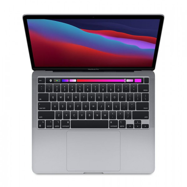 MacBook Pro M1 MYD92SA/A 13in Touch Bar 512GB Space Gray- 2020 (Apple VN)