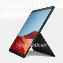 Microsoft Surface Pro X MNY-00001 Matte Black