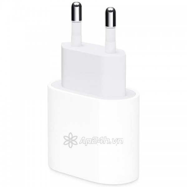 Sạc 20W USB-C Power Adapter MHJE3ZA/A (Apple VN)