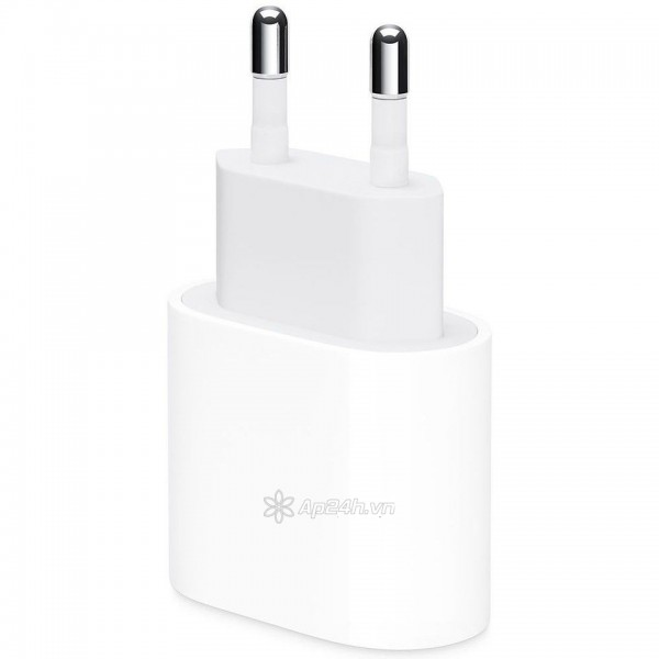 Sạc 18W USB-C Power Adapter MU7V2ZA/A (Apple VN)