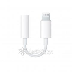 Lightning to 3.5mm Headphone Jack Adapter- MMX62FE/A