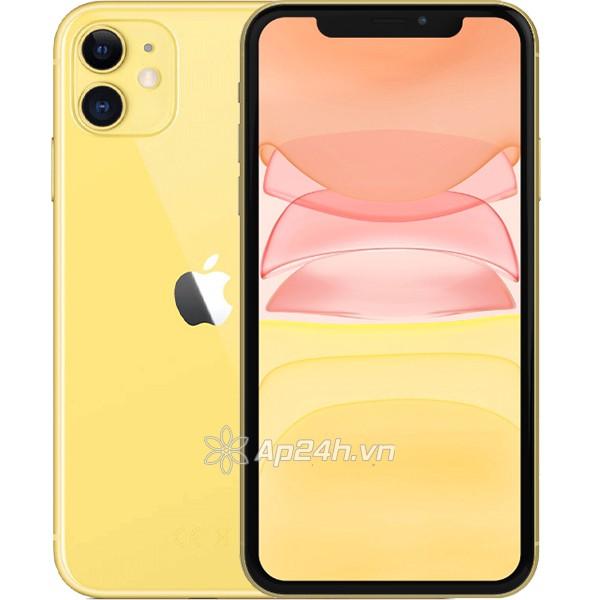 iPhone 11 64GB Vàng, Xanh, Đỏ, Tím, Trắng , Đen LIKE NEW