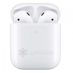 Tai nghe Bluetooth Apple AirPods 2 with wireless charging