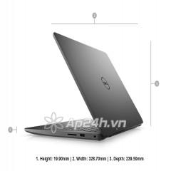 Laptop Dell Vostro 3401 70233744 (Core i3 1005G1 4Gb1Tb HDD14.0HDVGA ON Win10Black)