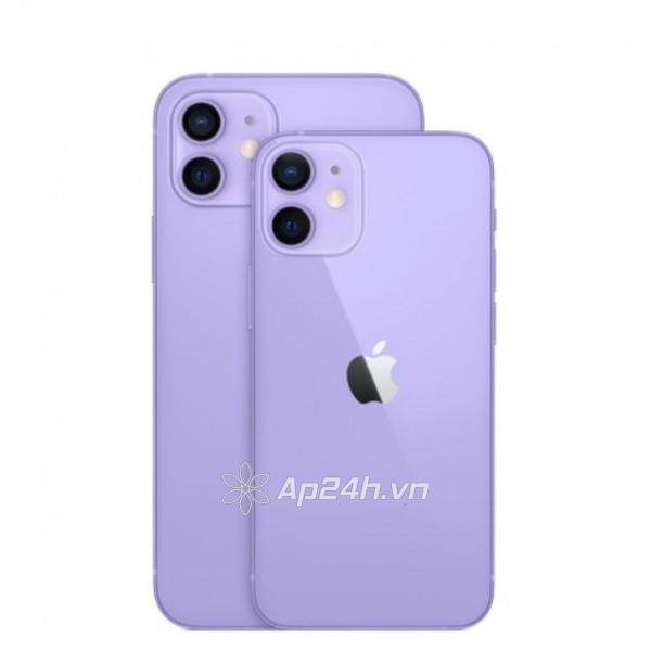 iPhone 12 128GB Tím chính hãng VN/A