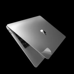 Bộ dán 3M macbook pro 2020 16inch innostyle 6in1 (grey, silver)