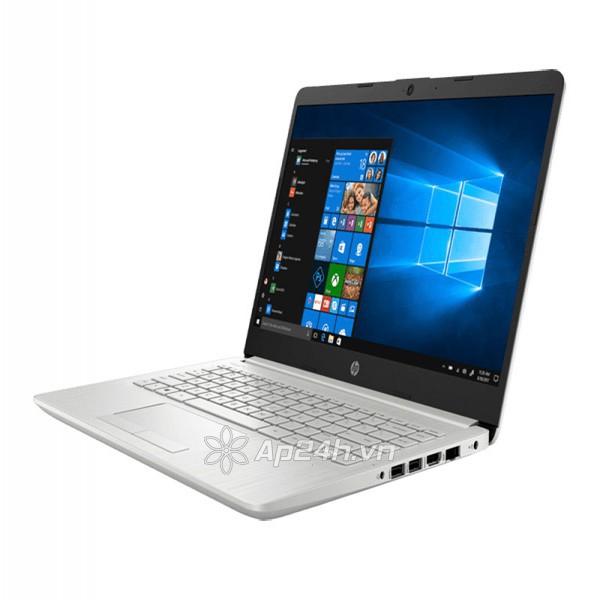 Laptop HP 14s-dq2017TU 2Q6H0PA (i7-1165G7/ 8Gb/512GB SSD/14/VGA ON/Win 10/Silver)