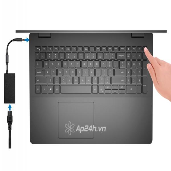 "Laptop Dell Inspiron 3501 70234074 (i5 1135G7/ 8Gb/512Gb SSD/ 15.6"" FHD/ Win10/Black)"