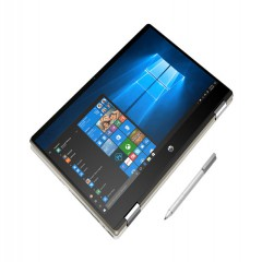 Laptop HP Pavilion x360 14-dw1016TU 2H3Q0PA (i3-1115G4/ 4GB/ 256GB SSD/ 14FHD TouchScreen/ VGA ON/ Win10+Office Home & Student/ Gold/ Pen)