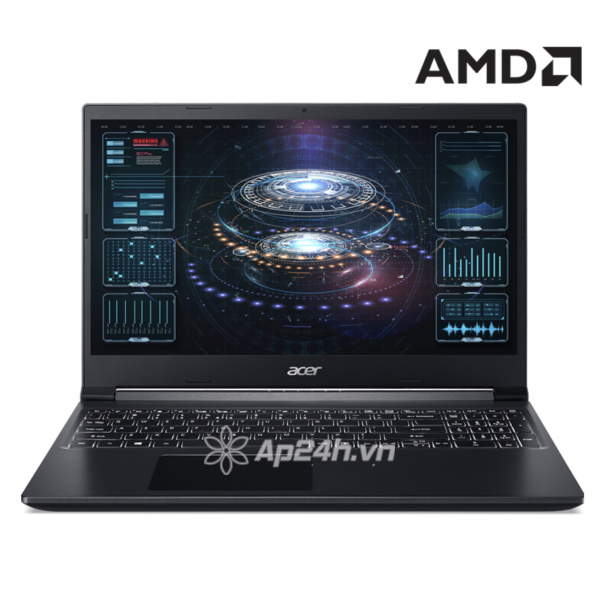 Laptop Gaming Acer Aspire 7 A715-41G-R150 NH.Q8SSV.004