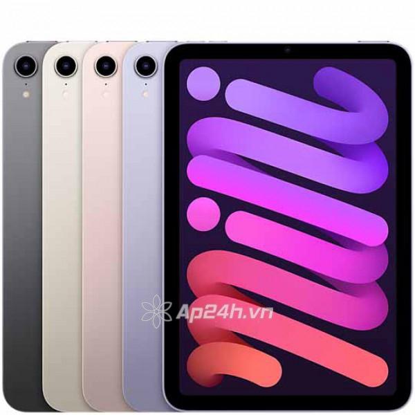 iPad Mini 6 2021 64GB |256GB WiFi + 5G - Chính hãng Apple